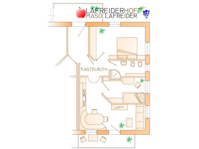 apartment - Kastelruth