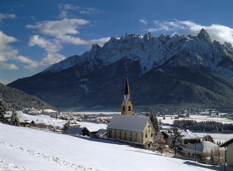 Snowshoe-hiking tour: Monte Rota/Ratsberg - Melate/Mellaten
