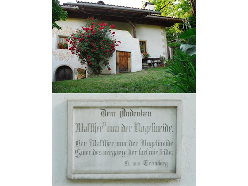 Geburtshaus Walther von der Vogelweide