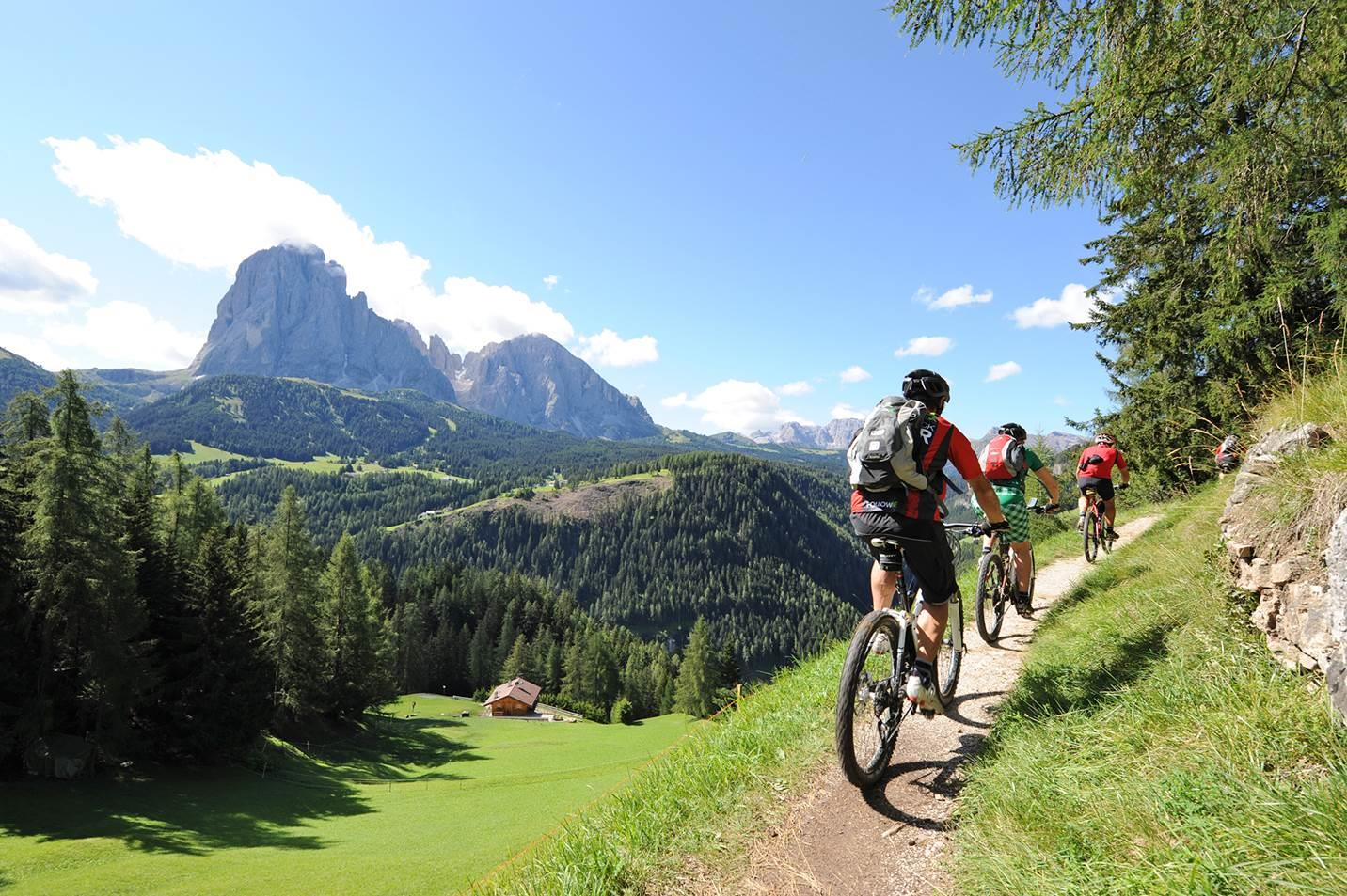 St. Jakob Mountainbike Tour