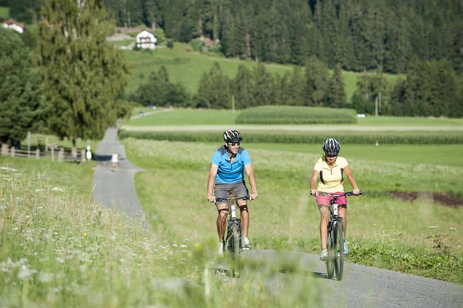 Pustertal Valley Bike Route