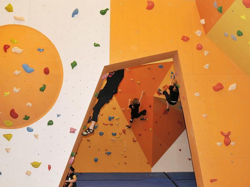 Boulderhalle - St.Ulrich-Runggaditsch