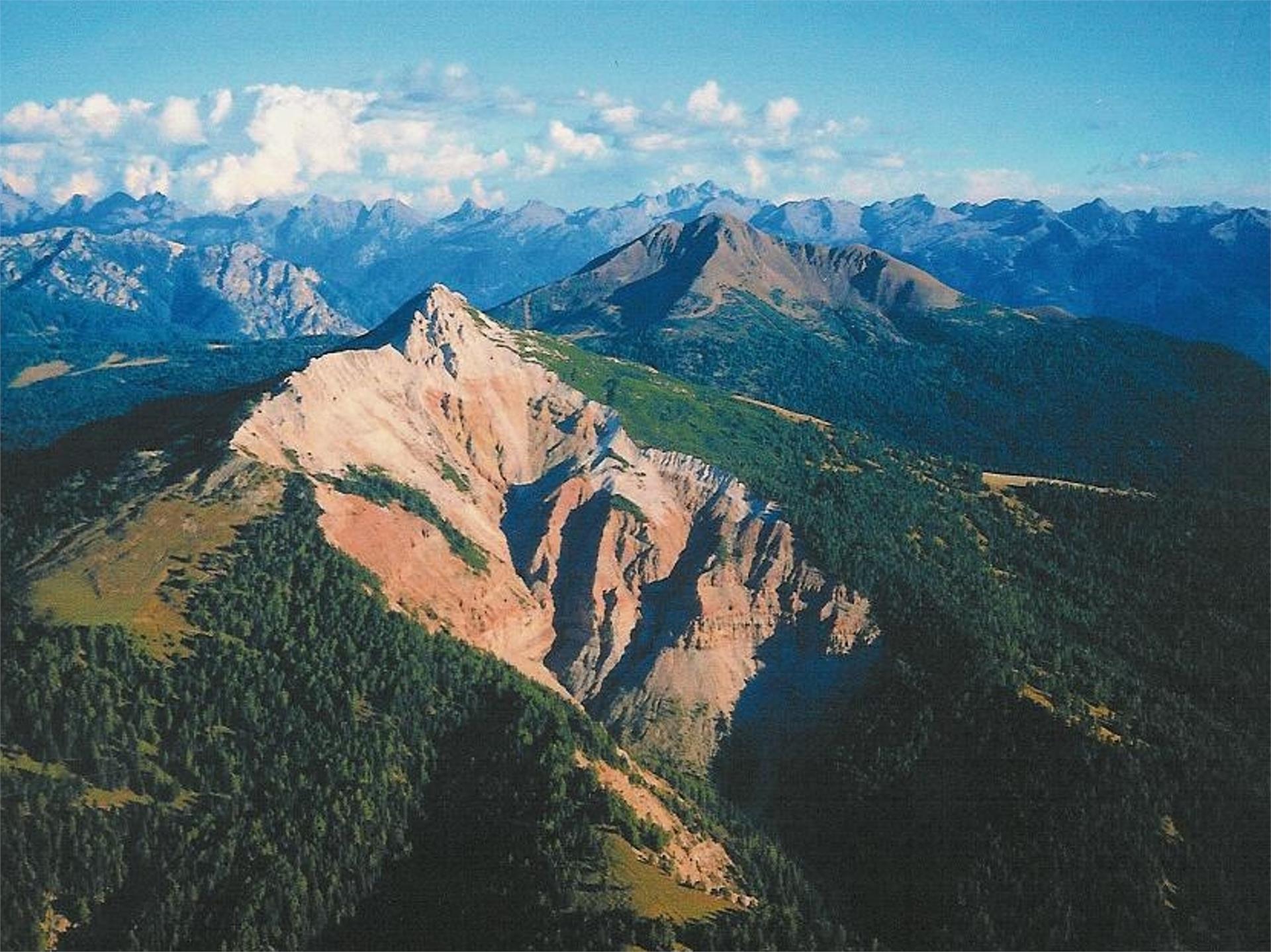 GEOPARC Bletterbach - Dolomiten UNESCO Welterbe