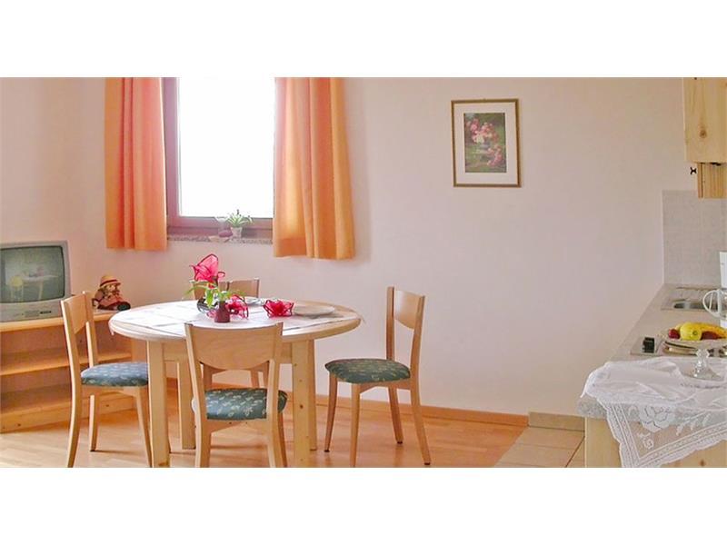 Il soggiorno - Appartamento Moar am Bichl