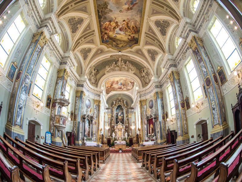 Pfarrkirche Maria Himmelfahrt in Kaltern