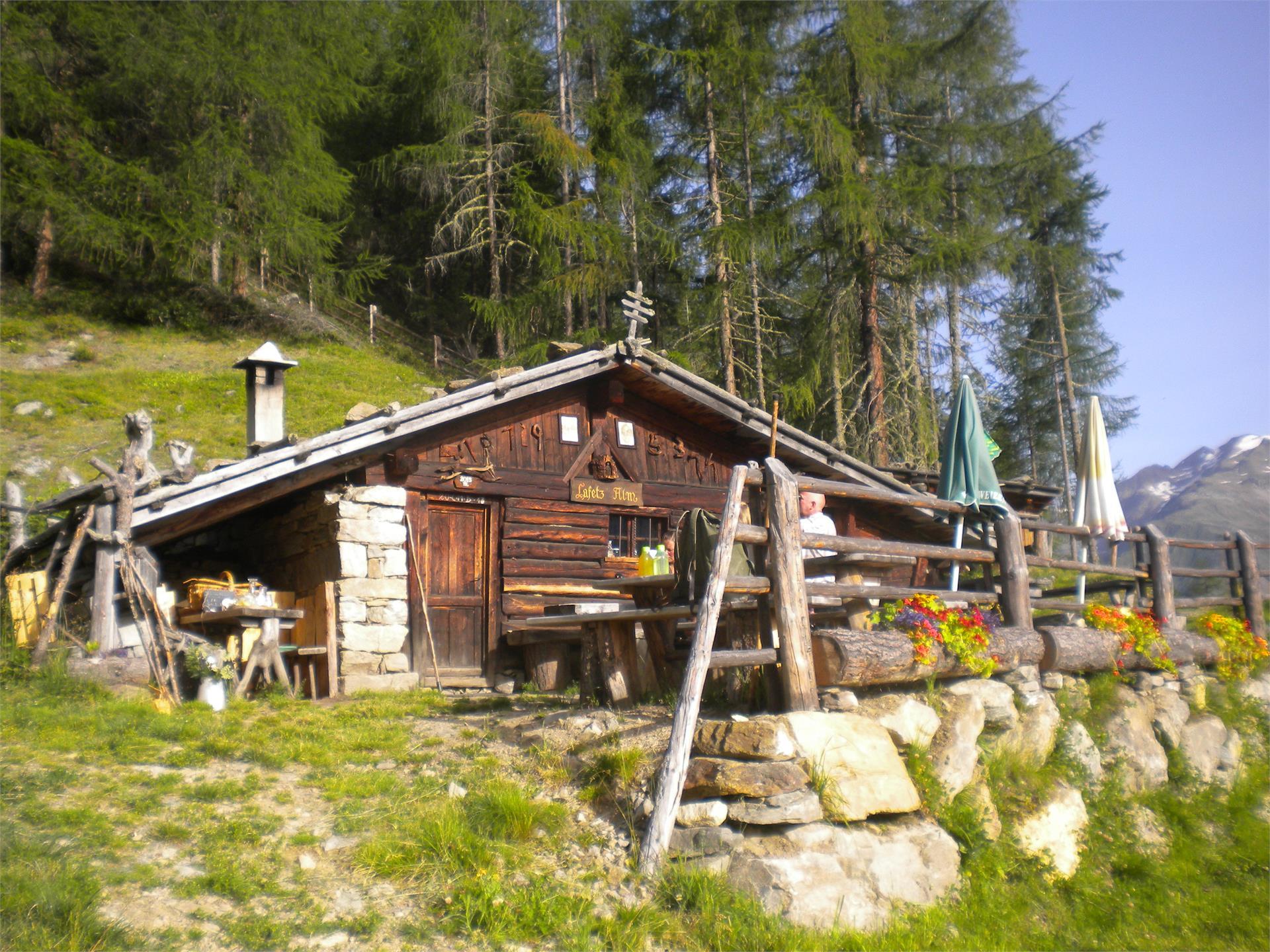 Penaud Mountain Trail