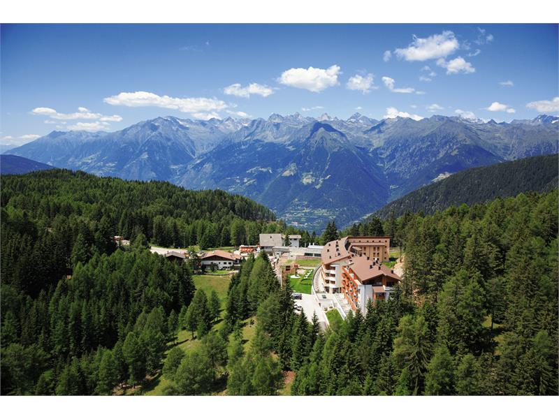 Josef Mountain Resort in Hafling, Südtirol
