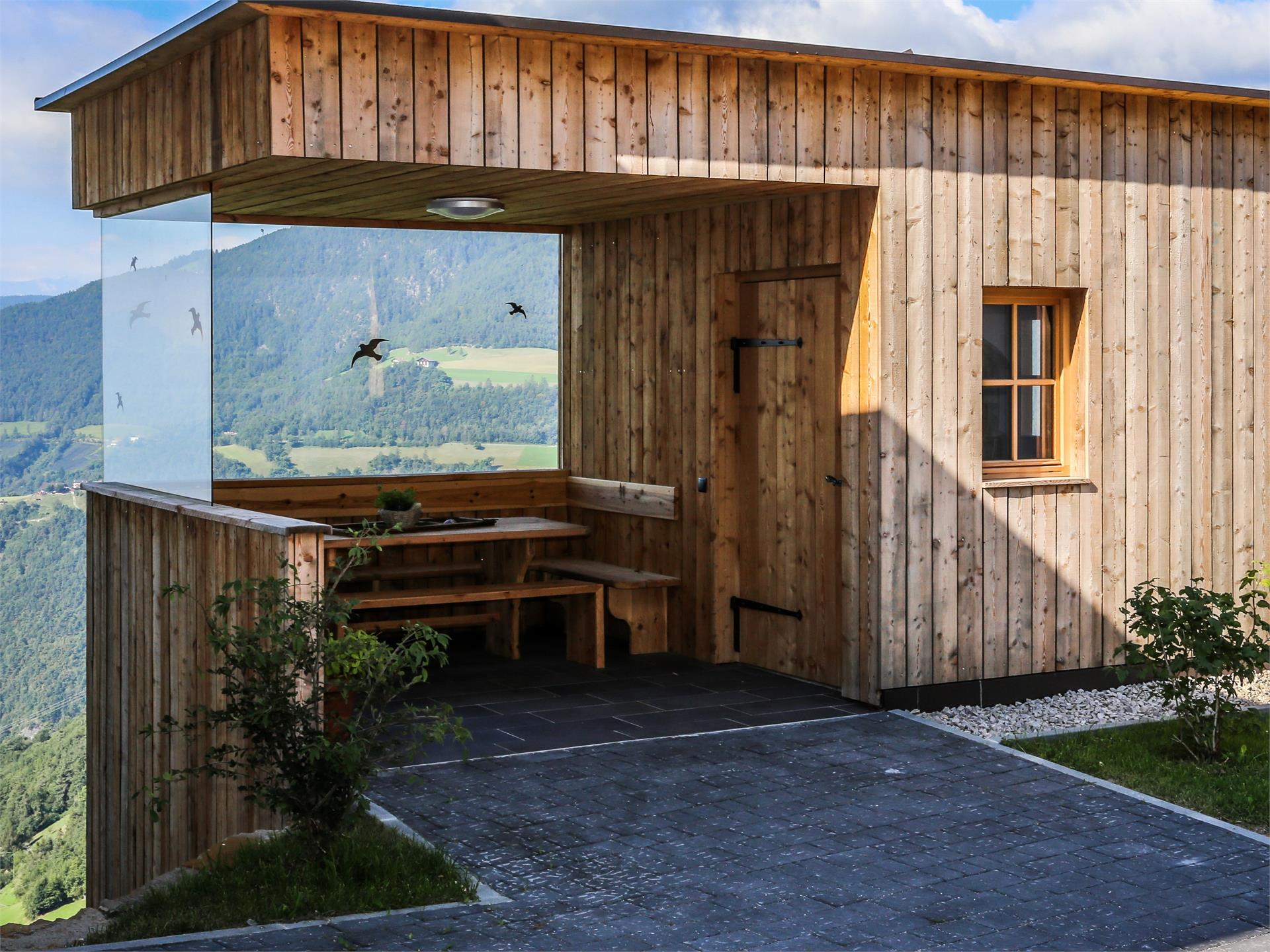 Rackerterhof, Sauna