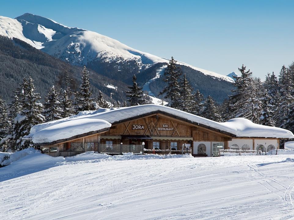 Escursione invernale: Bagni di San Candido - Rifugio Jora - Rifugio Gigante Baranci