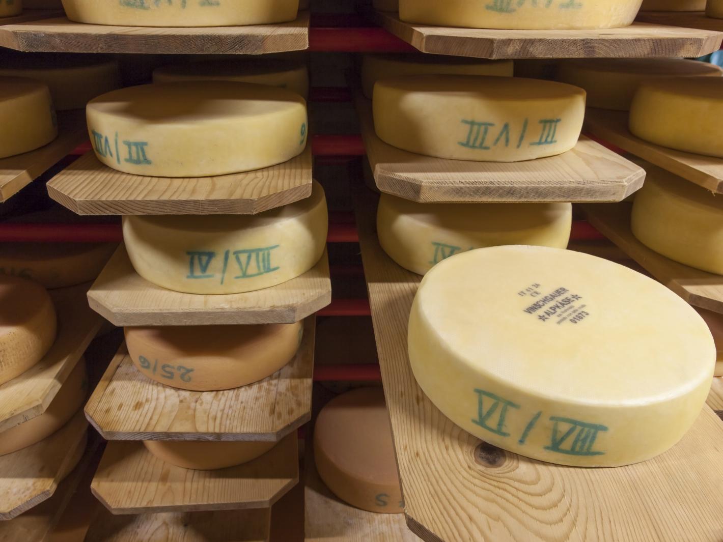 Festa del formaggio di Burgusio