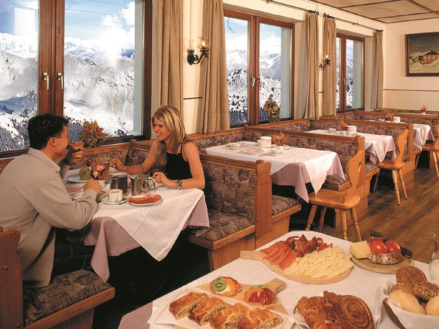Jaufenhaus Panoramarestaurant