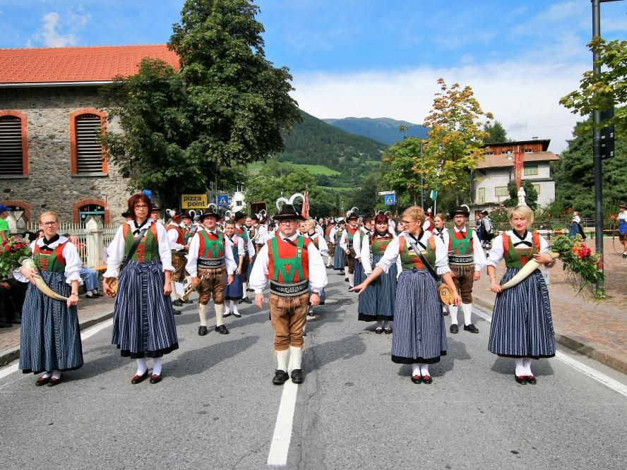 Platzkonzert der Musikkapelle Prad