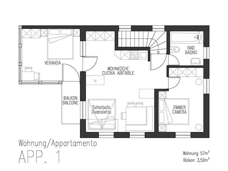 appartment App.1