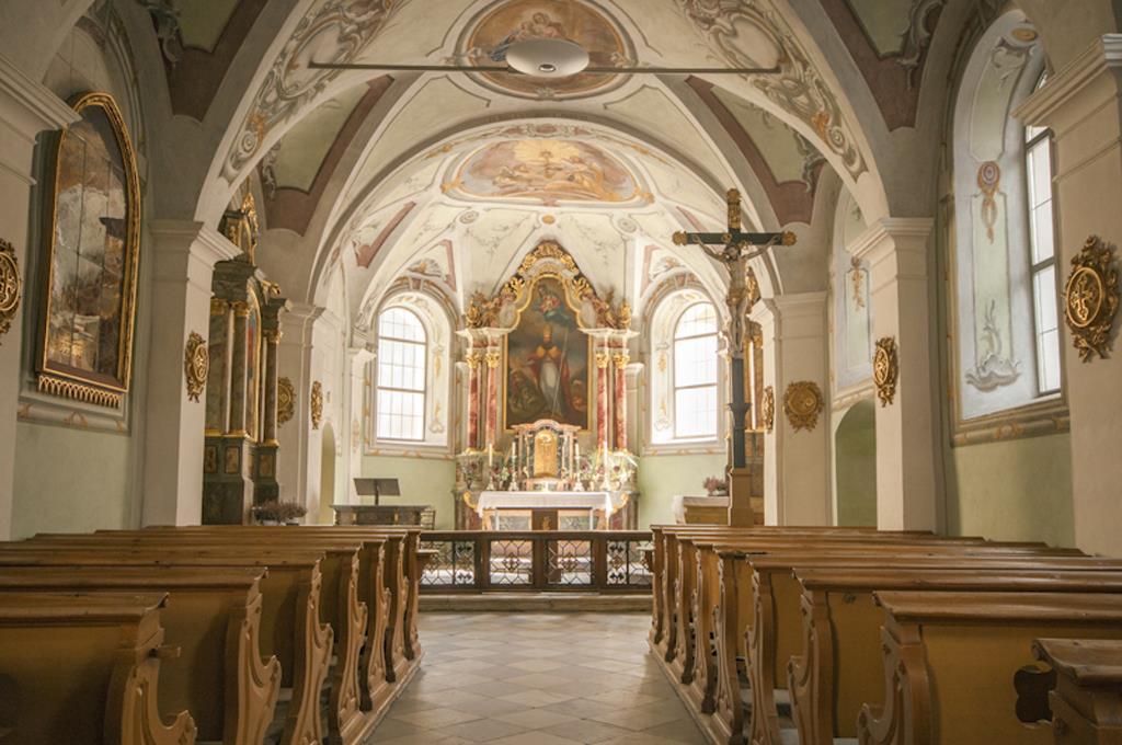 St. Valentin parrish church