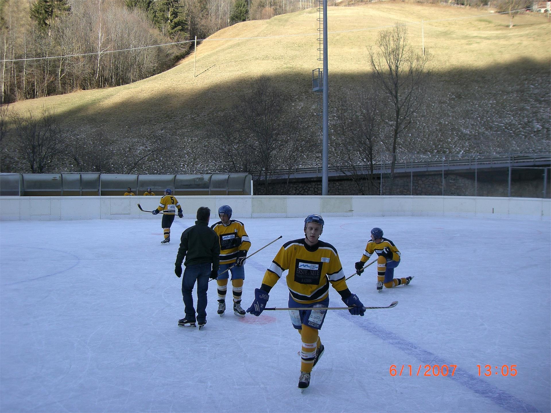 Ice rink S. Pietro/Pizzago