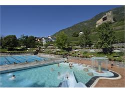 Swimming pool Naturns/Naturno