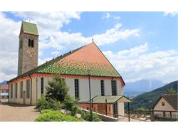 Pfarrkirche zum Hl. Jakob in Latzfons