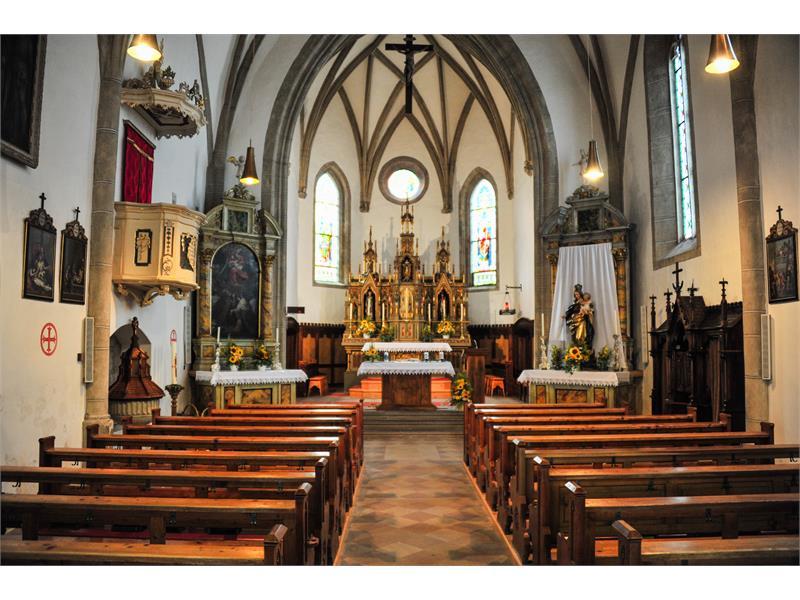 Pfarrkirche  St. Blasius in Truden
