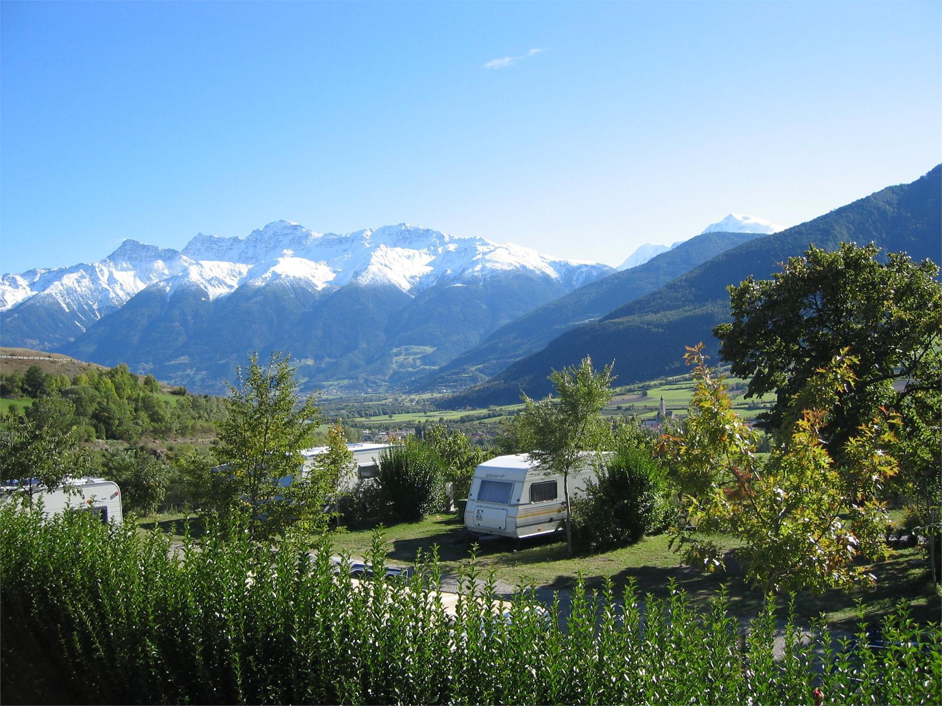 Campeggio Malles