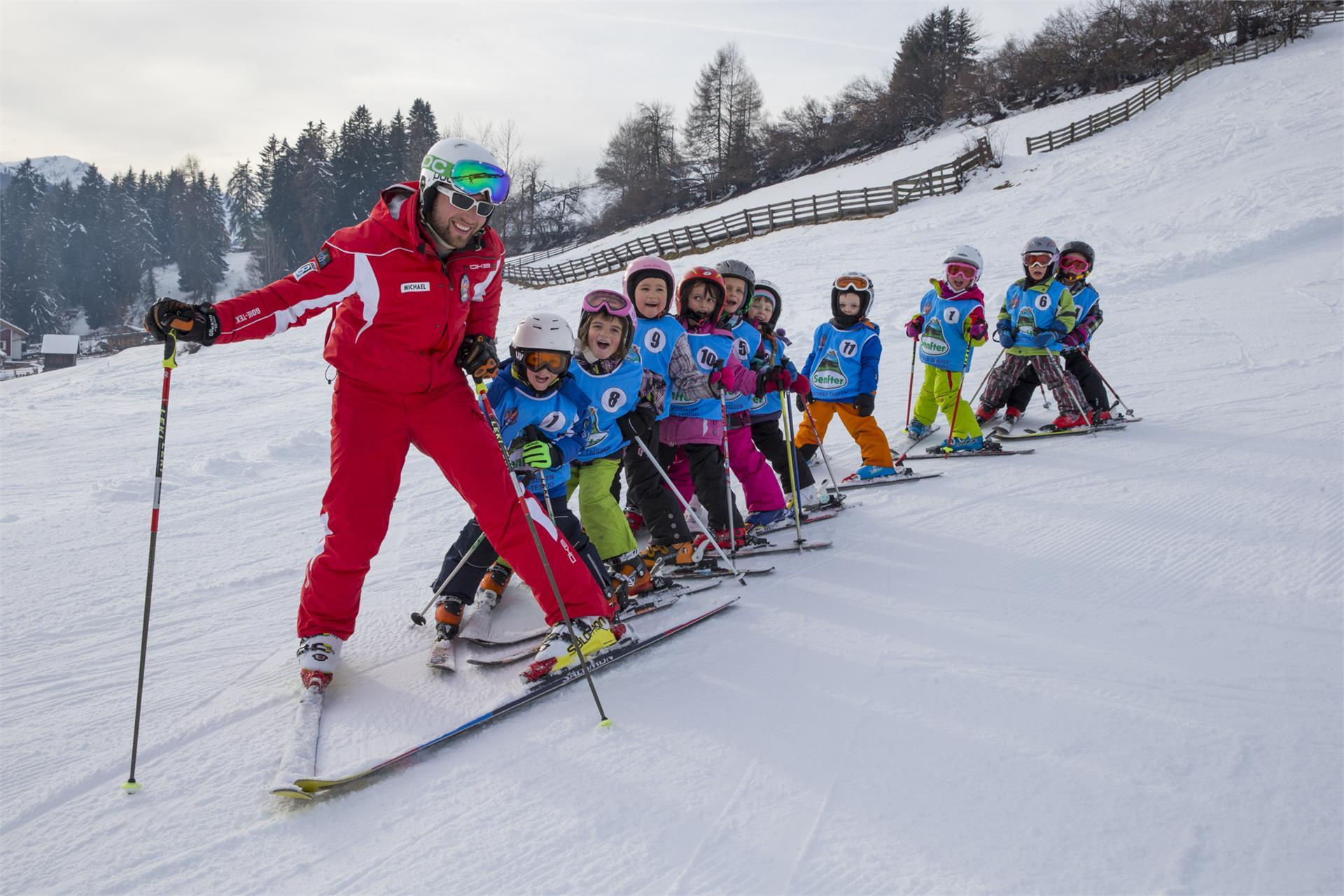 Skischule Guggenberg Taisten