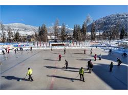 Artificial Ice Rink Parco Prenniger