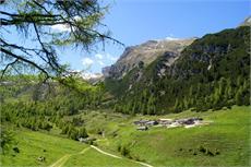 Dolomieu-Weg-Wanderung