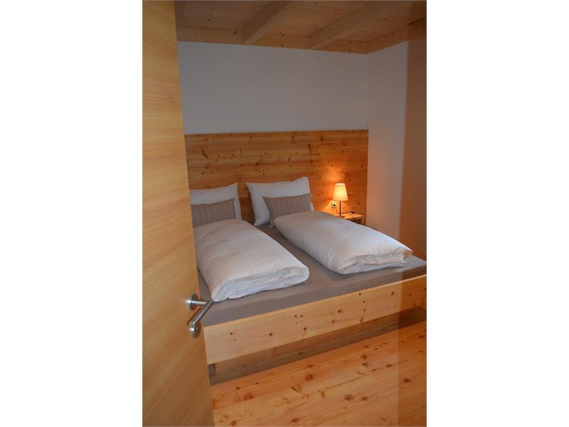 Schlafzimmer Försterhütte
