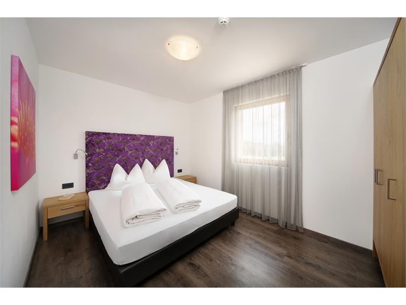 Schlafzimmer Panorama Silence Beatus