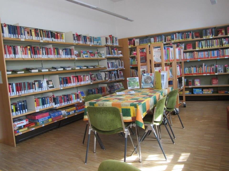 Library Eppan