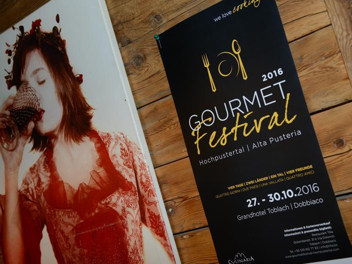 Gourmetfestival 2018: Chefsdinner – Chris & Friends