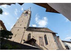 Kirche in St. Anton