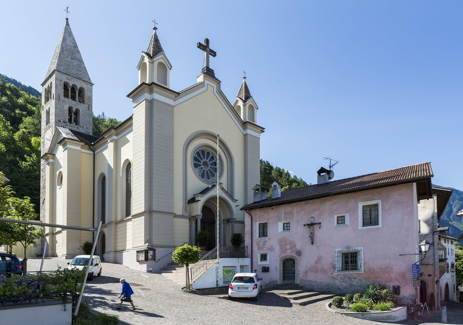 Chiesa parrocchiale Montagna