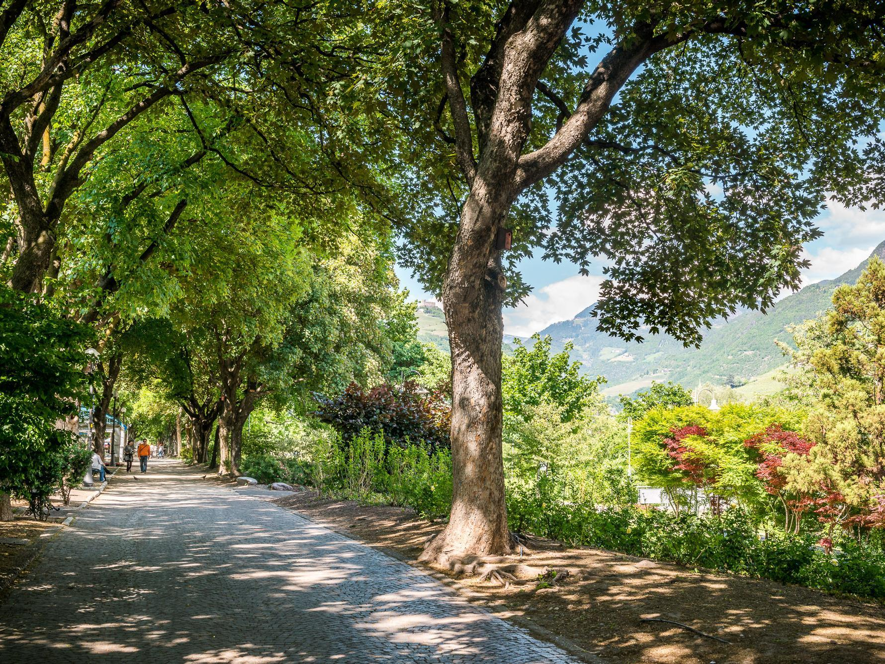 Talvera Promenade