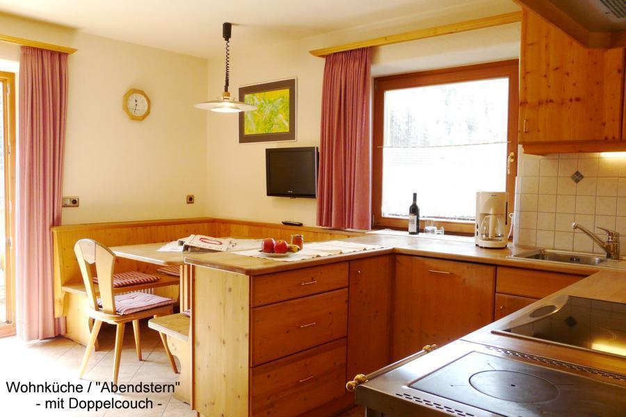Wohnküche Appartement Abendstern