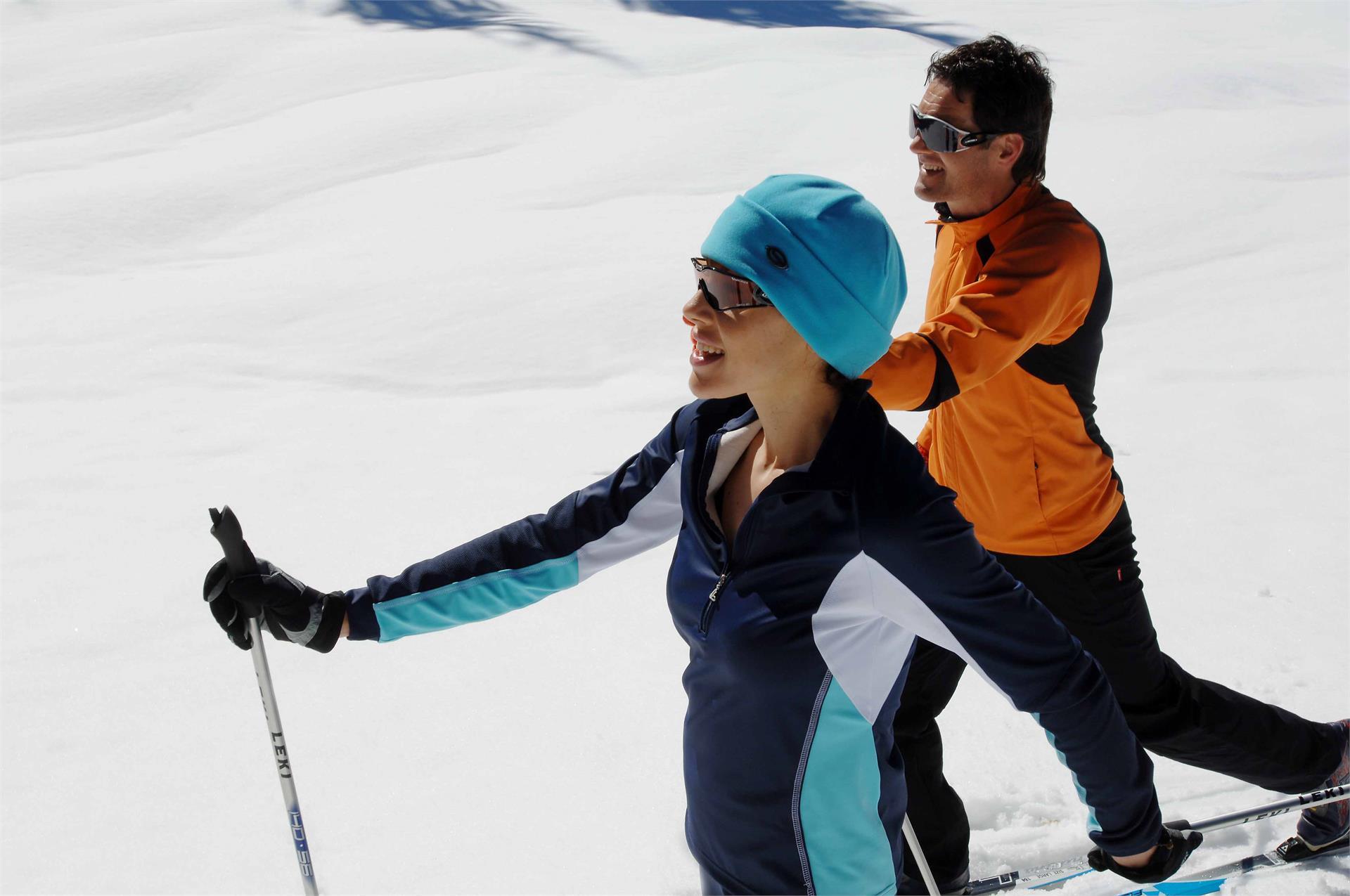 Ski di fondo in Osttirol