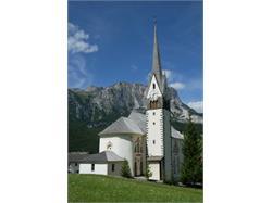 Parish church of Badia