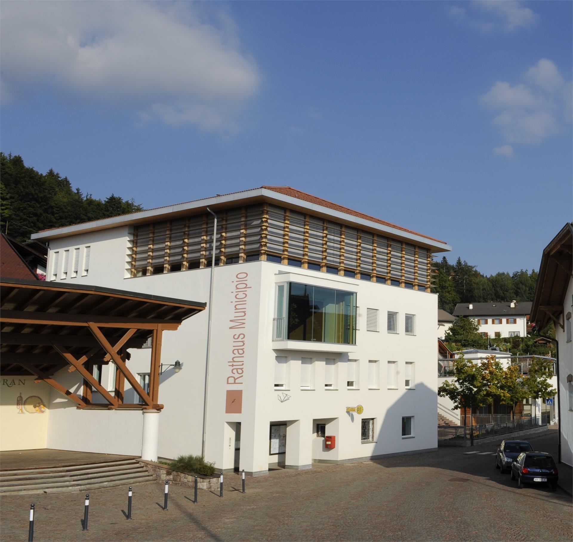 Library in Verano/Vöran
