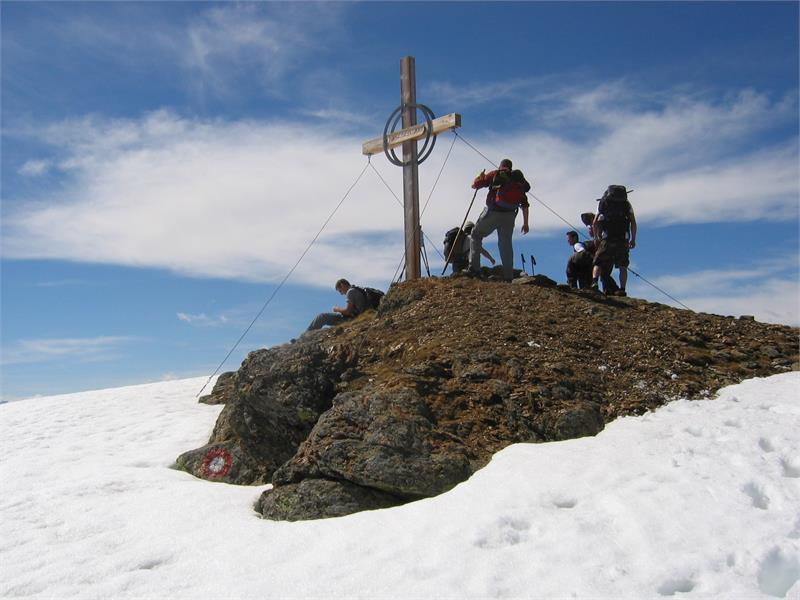 Bergsteigen im Vinschgau