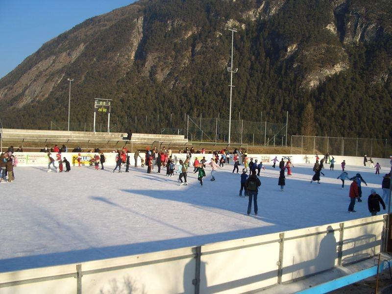 Eislaufplatz Kantun