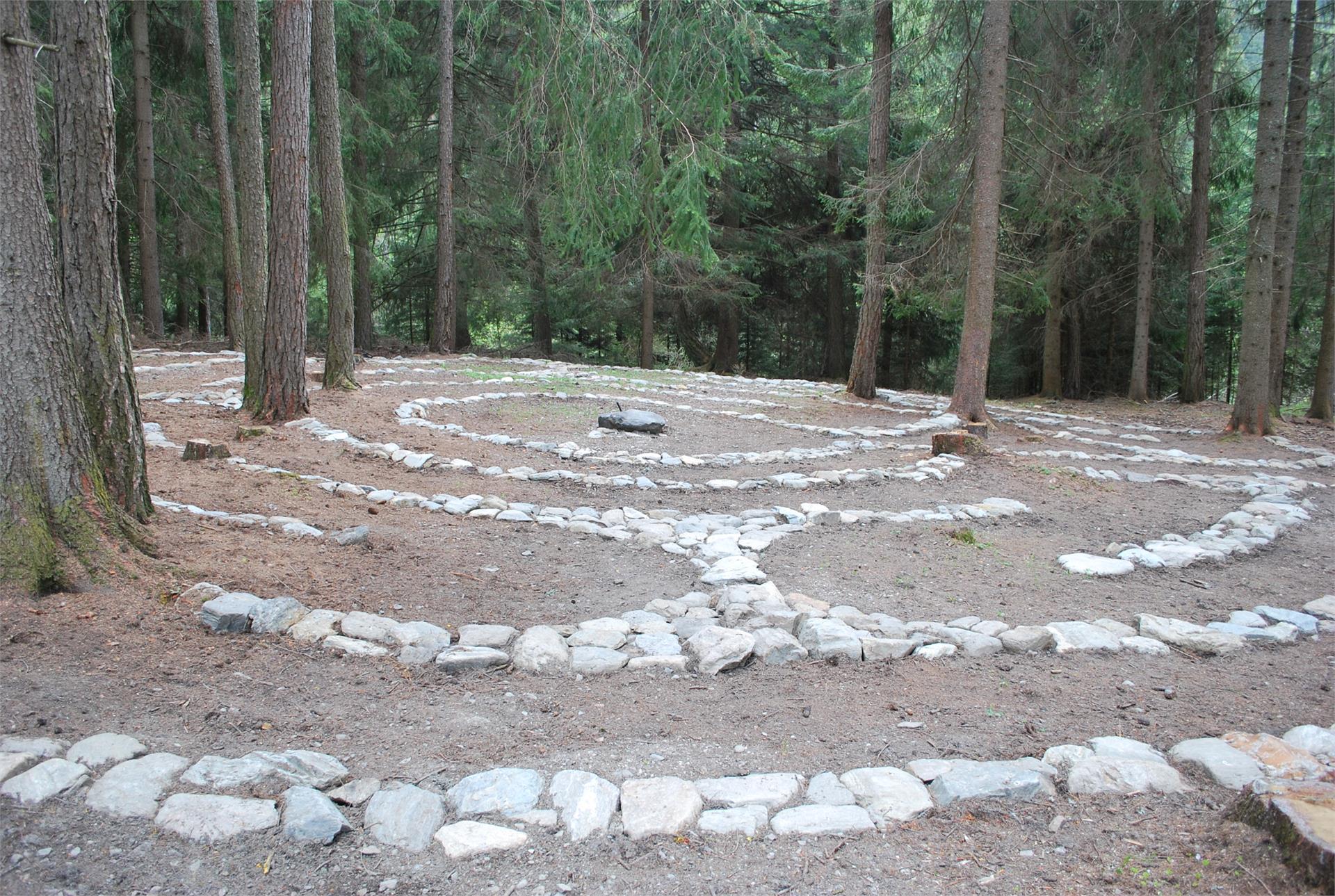 Kraft Quelle Labyrinth
