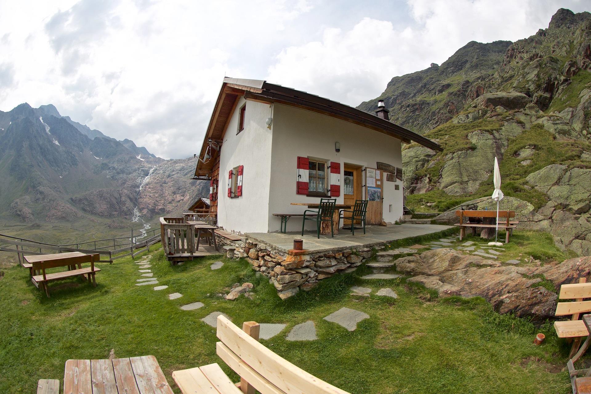 Grohmannhütte