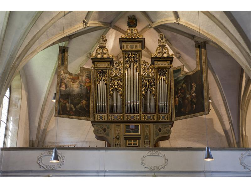 älteste bespielbare Orgel Südtirols