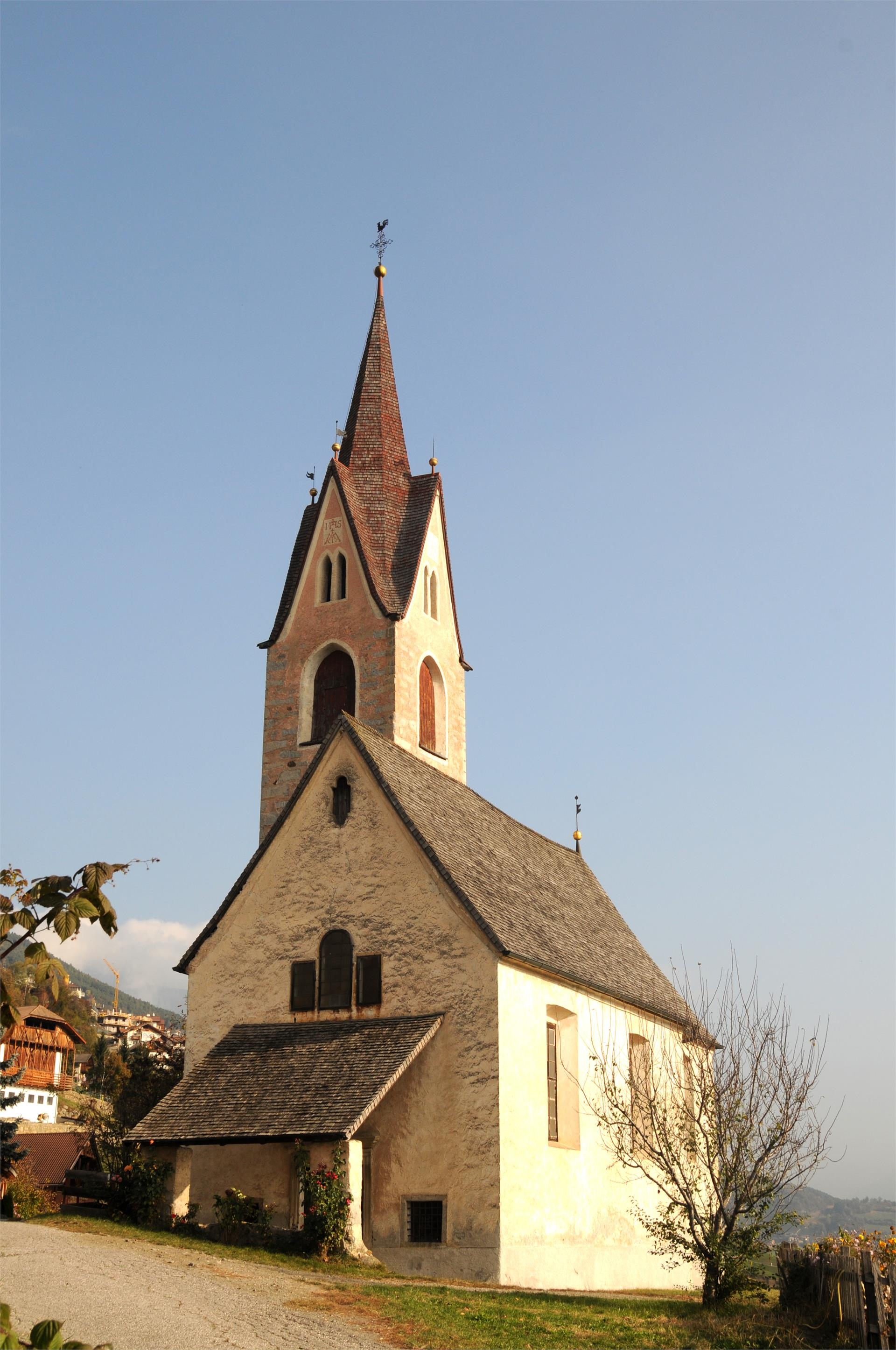 Fraktionskirche St. Moritz in Sauders