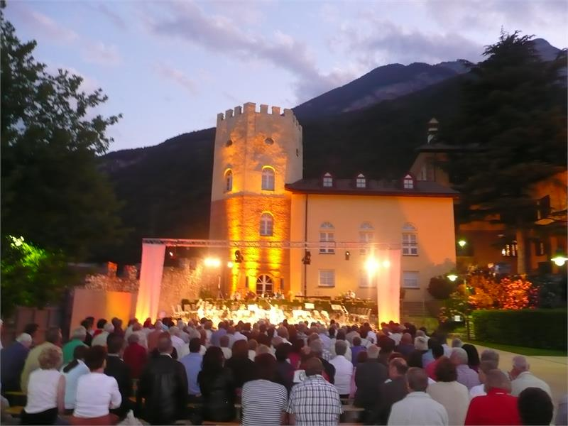 Concert at Castle Rechtenthal