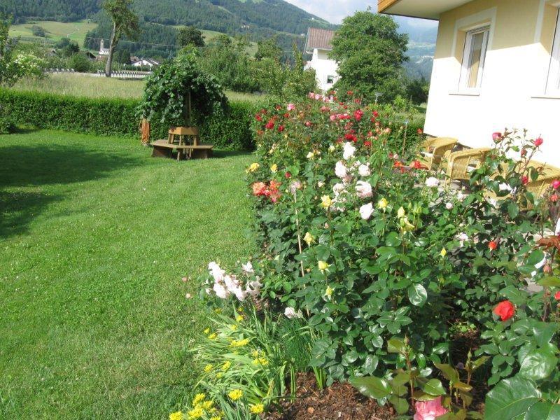 Unser Garten mit Liegewiese