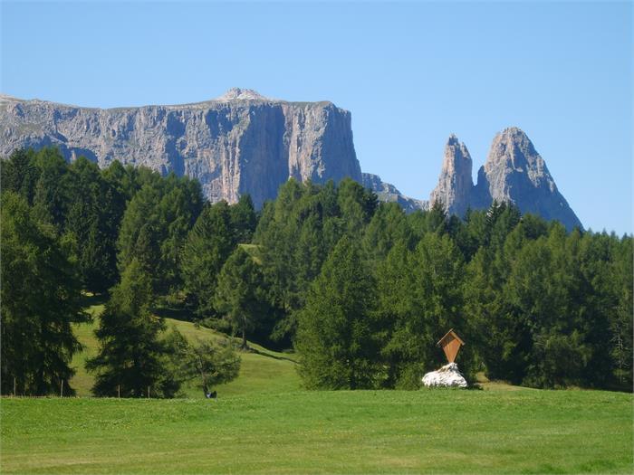 sull'Alpe di Siusi - Heidi Pigneter, Fiè allo Sciliar