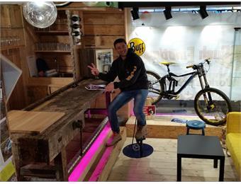 Rush E-Motion Bike