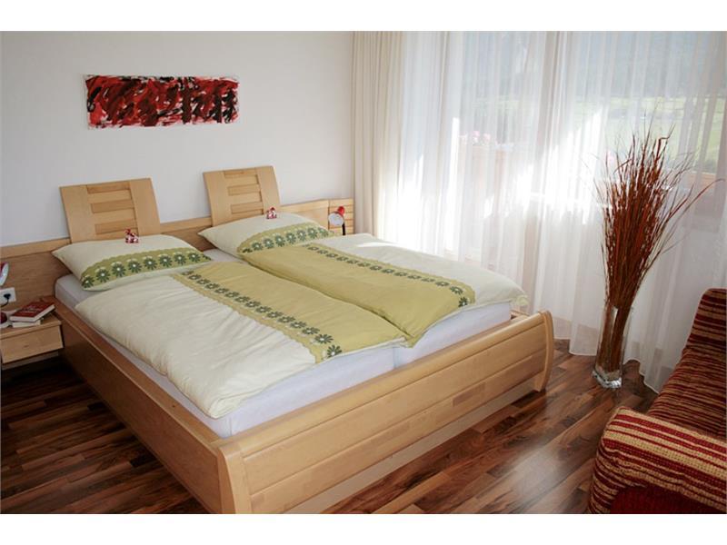 Appartement Kiefer Schlafzimmer