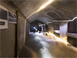 Kurze Bunkerführung: Festung, Versteck & Wehrburg