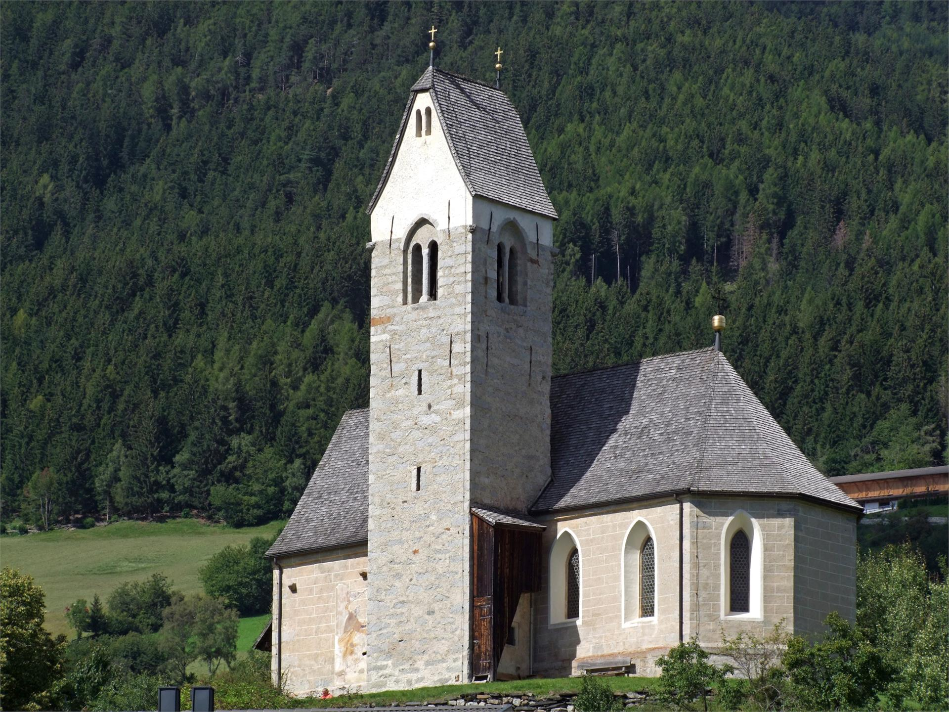 Church St. Georg in Snodres/Schnauders